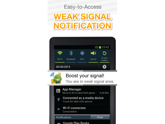 Signal Booster 2X
