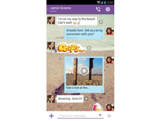 Viber: Besplatne Poruke & pozivi